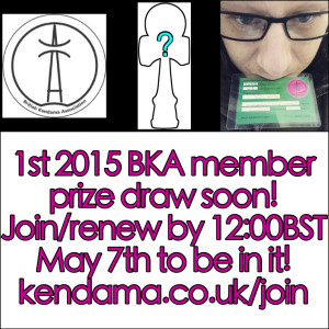 BKA 2015 Member Draw 1