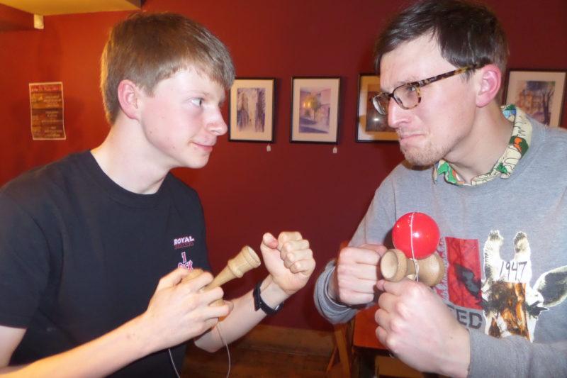 Royalist rivals