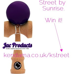 street kendama
